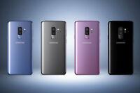 Samsung Galaxy S9+ Plus   Fully Unlocked + Verizon   64GB SM-G695U   ALL COLORS
