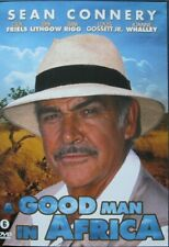 A GOOD MAN IN AFRICA  - DVD
