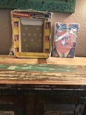 Vintage Playskool 1969 Wood Block Puzzle Captain Kangaroo Changeable 4 Faces