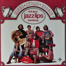 "12"" DLP Jazz Lips Blues Stomp Boogie Jazz Hamburg 70`s Telefunken (Eh La Bas)"