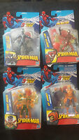 "MARVEL SPIDERMAN FIGURE CHOOSE ONE BRAND NEW AND CARDED 3.75"" TALL RARE"