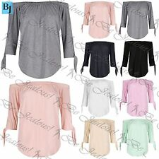 Viscose 3/4 Sleeve Unbranded Tops & Shirts for Women