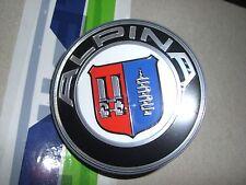 Original BMW ALPINA Felgenemblem für Classic Rad IIFelgen NEU Kompl. mit Feder!