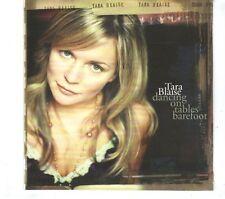 (GR873) Tara Blaise, Dancing On Tables Barefoot - 2004 DJ CD