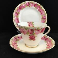 ROYAL DOULTON RABY ROSEcup saucer and plate BONE CHINA H4841
