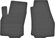 Gummimatten Vorne Fußmatten mit Hoher Rand für Opel Astra G / Astra H Passgenau