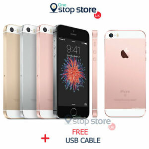 Apple iPhone SE -16/32/64GB (Unlocked) - All Colours - VARIOUS CONDITIONS