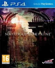 Natural Doctrine PS4 NUOVO