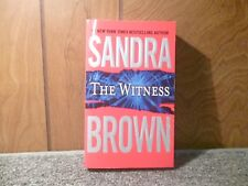Sandra Brown The Witness (Paper Back)