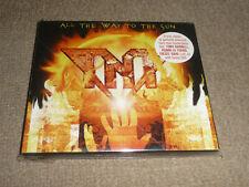 TNT all the way to the sun  CD + DVD Shape  Tony Harnell BAD HABITZ Starbreaker