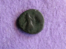 Rare Kushan Bronze coin of Kanisihka (130-158 Ad) King / God Nanaia