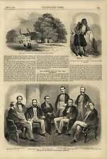 1858 General Inglis Halifax Nova Scotia West India Regiment Danube Commission