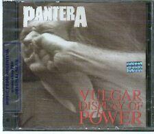 PANTERA VULGAR DISPLAY OF POWER SEALED CD NEW