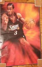 "Vintage Original 1997 Allen Iverson Costacos Poster ~ (24 x 36"")"