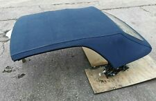 BMW 3 SERIES E46 CONVERTIBLE FOLDING ROOF BLUE