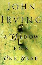 A Widow for One Year by John Irving (1998, Hardcover) 1 ST Edition ( L N )