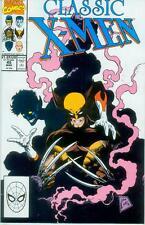 Classic X-Men # 45 (reprints Uncanny X-Men 139) (USA, 1990)