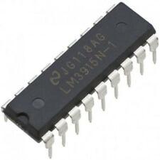 5 Pack - LM3915 Dot/Bar Display Driver (Logarithmic)