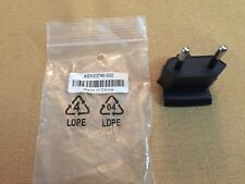 2 OEM Blackberry Travel Adapters for Europe - ASY-03746-001 / ASY-03746-002