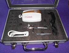 PROFESSIONAL AIRBRUSH KIT for Makeup, nails, cake decoration and/or art & craft
