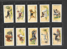 Complete/Full Sets Original UK Issue Collectable Cigarette Cards