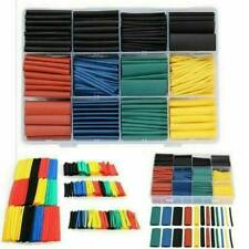 530PCS Assortment 2:1 Heat Shrink Wire Wrap Tubing Electrical Connection Cable