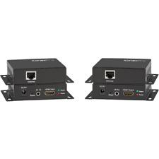 KanexPro Ext-avip120m HDMI AV Over IP 120m Extender Set