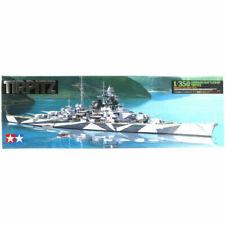 Tamiya German Battleship Tirpitz Model Kit