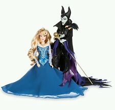 Disney Store Limited Edition Fairytale Designer Sleeping Beauty Maleficent Doll