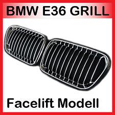 BMW E36 Nieren Kühlergrill Grill Chrom 3er M3 96-98