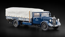 Mercedes-Benz Racing Car Transporter LO 2750 by CMC 1:18 Scale  M-144