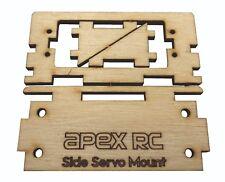 Side Servo Mount for Standard Size Servo - Apex RC Branded