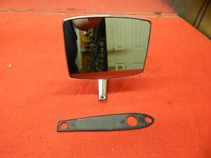 USED 67-79 Ford Mercury LH or RH Door Side View Mirror #C8AZ-17696-B