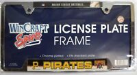 Pittsburgh Pirates MLB License Plate Frame