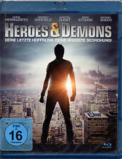 Heroes and Demons - Blu-Ray Disc