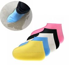 Reusable Silicone Overshoes Rain Waterproof Shoe Covers Boot Cover Protector