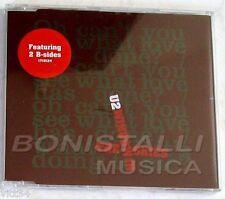 U2 - WINDOW IN THE SKIES - CD Single Sigillato Featuring 2 B-sides