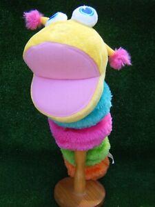 """B&M  Caterpillar puppet 18"""" approx (B139)"""