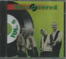 Discovered - CD - Vol. 8  - BRAND NEW