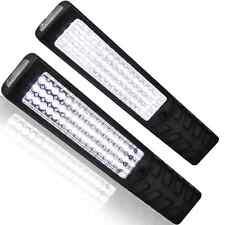 2 Werkstattlampe 53 LED Arbeitslampe Werkstattleuchte Stablampe Angellampe NEU
