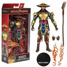 Mortal Kombat XI Raiden Mcfarlane