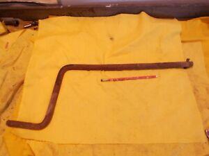 VINTAGE STEEL CRANK STARTING HANDLE for OLD TRACTOR CAR HIT MISS ENGINE starter