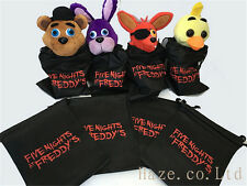 Five Nights At Freddy's Party Toy Buggy Bag House Pouch Toy Storage Bag 1pc