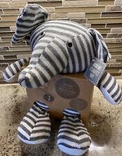 NEW Little Toasties Adorable Elephant Microwave Plush Heat & Hug Plush