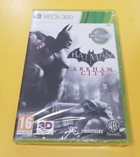 Batman Arkham City GIOCO XBOX 360 NUOVO SIGILLATO