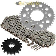 Drive Chain & Sprockets Kit For HONDA VF750F CB900 CB900F VF1000R