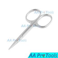"Cuticle Straight Nail Scissor 3.5"" Manicure Pedicure Beauty Tools New"