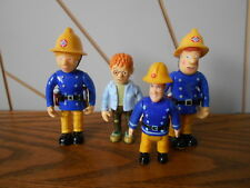 PENNY/NORMAN PRICE/SAM lot of character toy figures FIREMAN SAM Cake Topper 2005