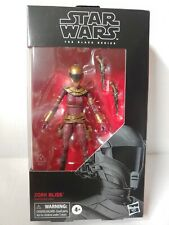 Star Wars | The Black Series | Zori Bliss |  6-Inch Action Figure
