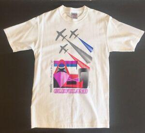 Vintage 1996 Medic Drug Grand Prix of Cleveland 200 MPH Indy Medium T Shirt